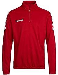 Hummel Core 1/2Sweat-shirt zippé