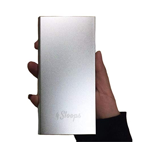 Super Slim 20.000 mAh Dual USB Outlet ROHS Tragbare Batterieleistungsbank