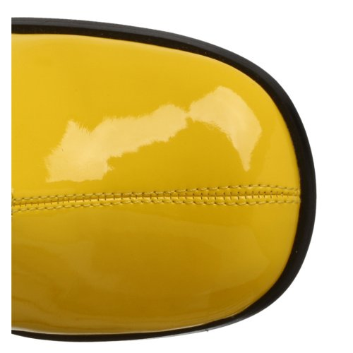 Pleaser Gogo300/yl, Bottes Femme Jaune (Yellow)