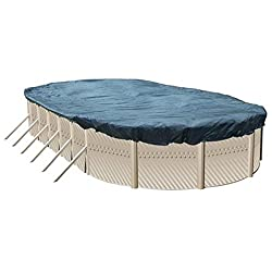 Sun N Fun CV 3318 Pool Winter Cover for 33 x 18 ft. Oval Pools