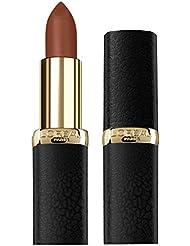L'Oréal Paris Make Up Designer Color Riche Rouge à Lèvres Mat 634 Greige Perfecto