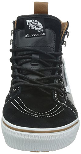 Vans - U Sk8-Hi Reissue Leather, Sneakers unisex Nero