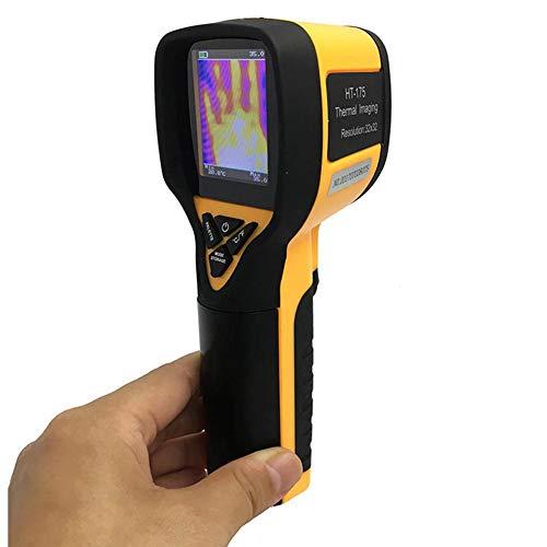 Hand-Infrarot-Wärmebildkamera HT-175 Farbbildschirm-Kamera-Bildgebungskamera IR-Infrarot-Thermometer Digitale Infrarot-Wärmebildkamera Digital Thermal Thermal-ir-kamera