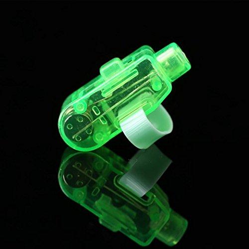 Halloween View Kostüme (QUINTRA Nacht Flug Lichter LED Light Landing Gear Skid Lampe für DJI Spark RC FPV Drone)