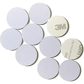 10 X Nfc Tags Nxp Chip Ntag215 504 Bytes Amazon De