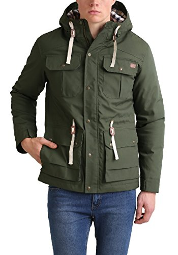 SOLID Chara - Veste - Homme Climb Ivy (3785)