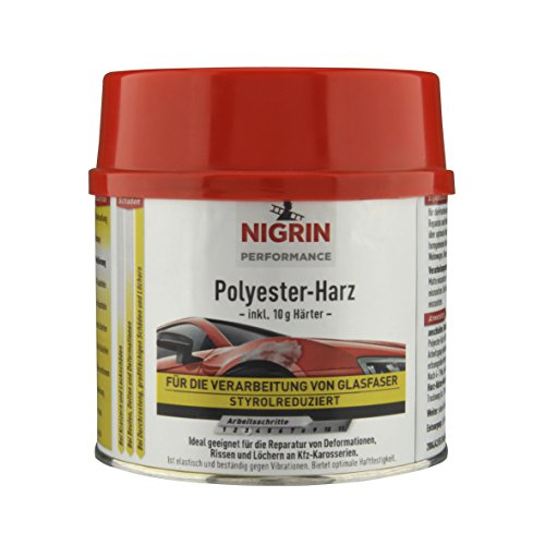 Nigrin 72118 Performance Polyester-Harz 500 gm