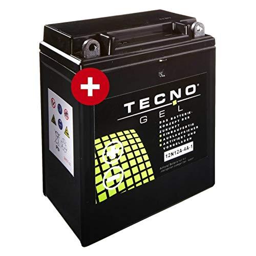 Tecno YB12A-A Gel Batterie XL 600 V Transalp 1987-2000 -