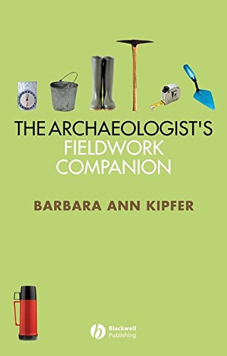The Archaeologist′s Fieldwork Companion por Barbara Ann Kipfer
