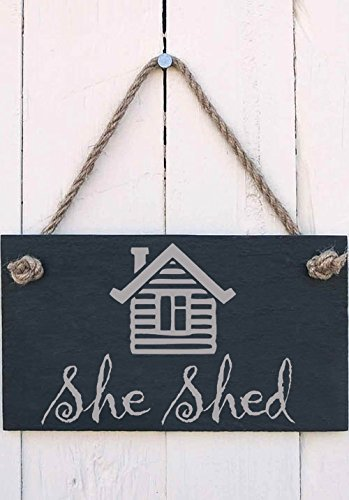 she-shed-slate-hanging-sign-a-fun-female-version-of-the-man-cave-ideal-as-a-birthday-present-or-for-