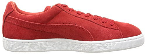 Puma Classic, Baskets Basses Homme Rouge (High Risk Red/White)