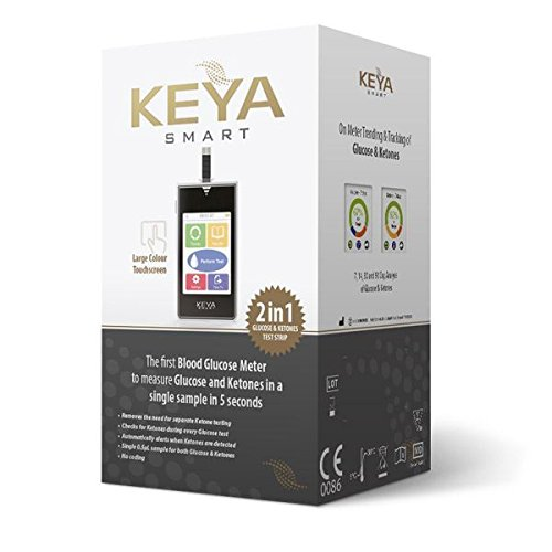 KEYA® Smart Combined Blood Gluco...