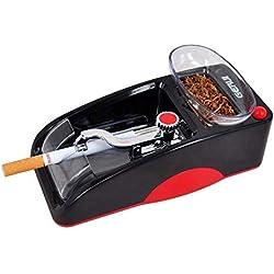 GERUI machine à tuber les cigarettes automatique le rouge et le noir Machine à rouler cigarette électrique machine Machine à tuber