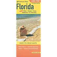 Florida - US State Map No. 409 (Local Maps)