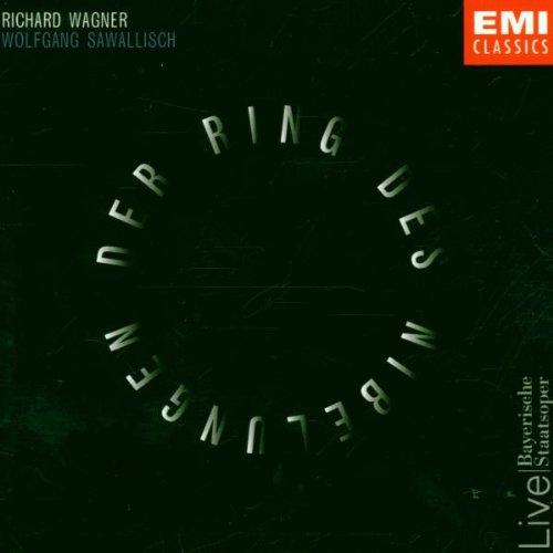 Coffret 14 CD : Wagner / Sawallisch - Der Ring Des Nibelungen
