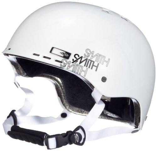 Smith Herren Ski- und Snowboardhelm Holt Park, White, L (58-60 cm), 3001000630 -