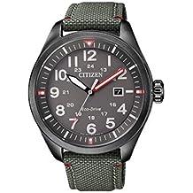 wholesale dealer 35d05 35ef7 Reloj URBAN Eco-Drive hombre caja acero ip negro
