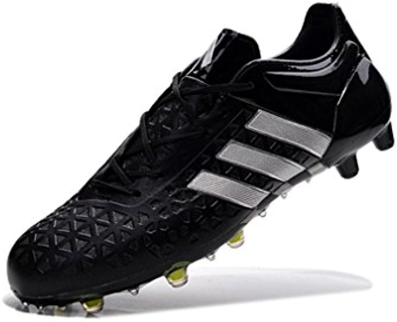 Herren ACE 15 1 FG blackwithyellow Low Fußball Schuhe Fußball Stiefel