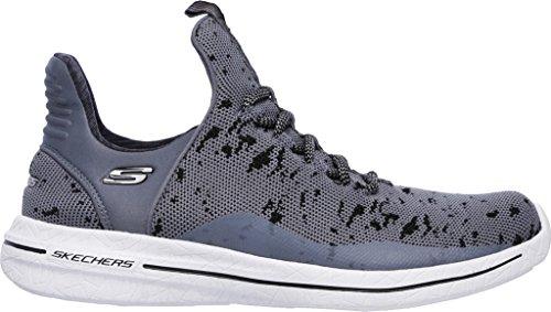 Skechers Damen Sneaker Burst 2.0 NEW AVENUES Grau Grau (Ccbk)