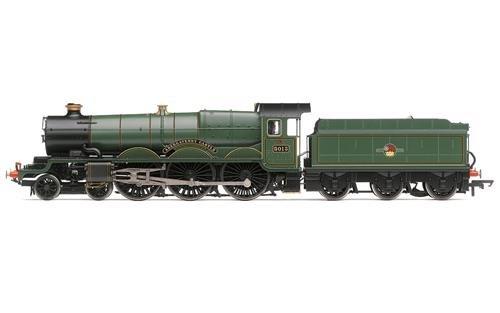 Hornby R3619 BR(Late) Clase 4-6-0 '5013' 'Abergavenny, usado segunda mano  Se entrega en toda España