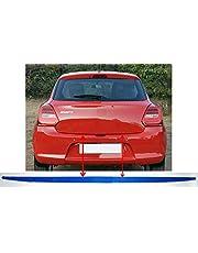 MUSKUN ENTERPRISES Musk Car Dicky for Maruti Suzuki Swift 2018 Model (Chrome Garnish)