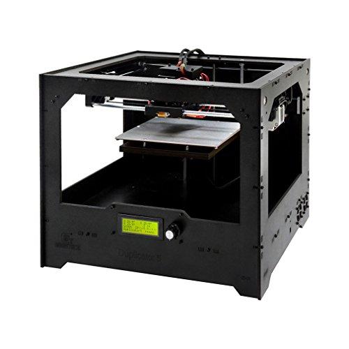 Geeetech D5Imprimante 3D DIY professionnelle double Nozzle haute précision Écran LCD Taille d'impression