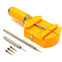 BABAN Watch Link Remover Tool Band Fessura Cinturino Bracciale Pin Regolabili strumenti di riparazione