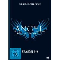 Angel - Jäger der Finsternis: Die komplette Serie, Season 1-5