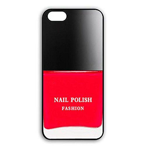 Nail Polish Iphone 7 Case,Hot Cool Design Cosmetic Nail Polish Phone Case Cover for Iphone 7 Makeup Unique Color019d