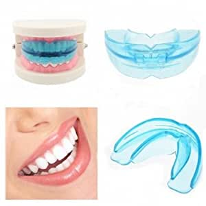 New Orthodontic Trainer Dental Tooth Appliance Alignment Brace Mouth Pieces