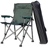 Heruai Al aire libre Portable plegable asiento Puente silla Camping Picnic barbacoa Presidente silla de playa Capacidad de carga 200 kg