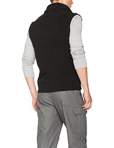 Regatta gilet da uomo in micropile Black