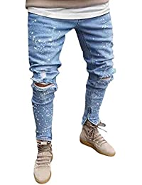 9c57d04e6f Amazon.es  pantalones vaqueros hombre baratos - Último mes ...