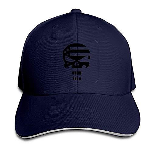 Haloxa Combat Medic Vietnam Veteran Einstellbare Papa Hut Denim Hut Baseball Cap One Size -