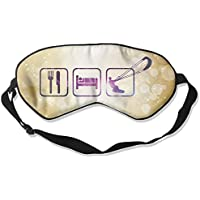 Purple Galaxy Eat Sleep Kiteboard 99% Eyeshade Blinders Sleeping Eye Patch Eye Mask Blindfold for Travel Insomnia... preisvergleich bei billige-tabletten.eu