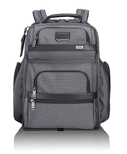 Tumi Alpha 2 Mochila Tipo Casual, 42 cm, 20 Liters, Gris (Pewter)
