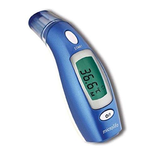 Microlife Ifr 100 Termometro Dual Mode 1 Pezzo