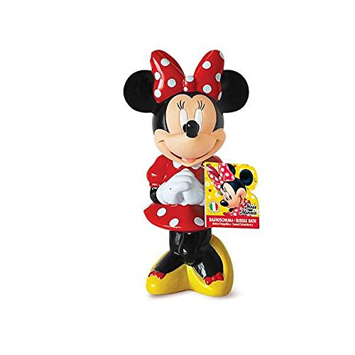 Disney classic minnie bagnoschiuma 3d - 200 ml