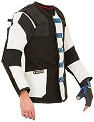 Centaur Kids estándar tamaño de la chaqueta de mano izquierda de disparo, multicolor, tamaño 146/152/tamaño 158/164/tamaño 170/176
