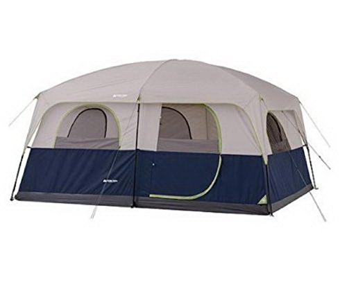 10 Person Tent 2 Rooms Instant Outdoor