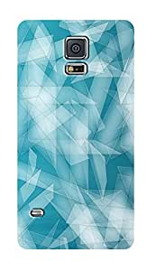 SWAG my CASE PRINTED BACK COVER FOR SAMSUNG GALAXY S5 Multicolor