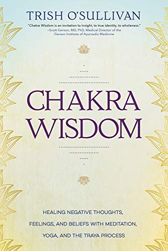 Chakra Wisdom: Healing Negative Thoughts, Feelings, and Beliefs with Meditation, Yoga, and the Traya Process (English Edition)