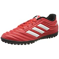adidas Copa 20.4 TF, Men's Soccer Shoes, Red (Active Red/Ftwr White/Core Black),8.5 UK (42 2/3 EU)
