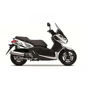 Kit déco velocity kutvek blanc/noir yamaha x-max 125/250 - Kutvek 780129