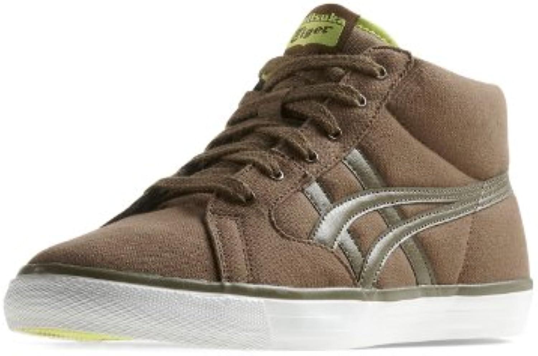Onitsuka Tiger Farside Sneaker Mid Brown / Olive