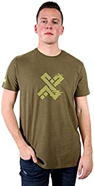 XDubai The X Statement Men's Cotton T-Shirt, G