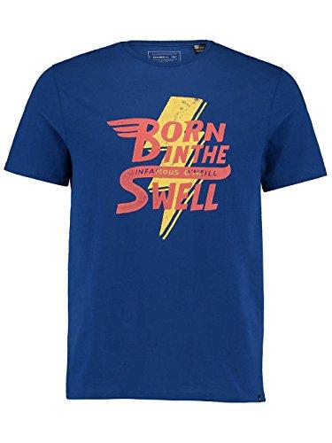 O'Neill LM Swell T-Shirt blau - orange - gelb