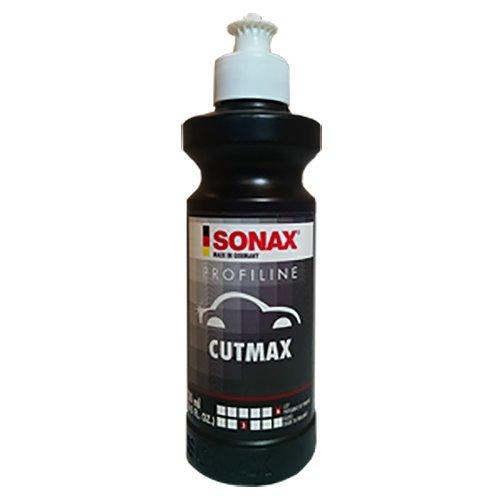 SONAX 246141 ProfiLine CutMax (Schleifpaste), 250ml