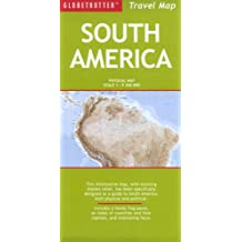 South America (Globetrotter Travel Maps)