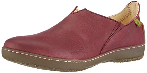 El Naturalista ND80 BEE Damen Slipper Rot (Rioja)